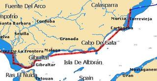Alicante - Gibraltar