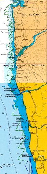 Espagne - Portugal 1