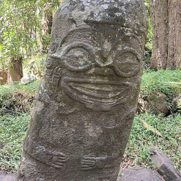Marquises 4/4 : Sous la protection du Tiki souriant